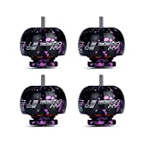 iFlight 4pcs XING Nano Motor 2-3s Toothpick Ultralight Build Micro Motor for 2-3inch Quadcopter Micro Drone(1206 6500KV)