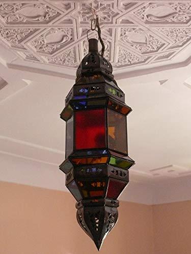 Orientalische Hängelampe Deckenlampe Leuchte 1001 Nacht Marrakesch - 905771-0011
