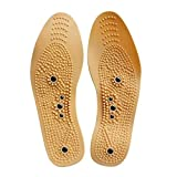Terapia Magnética Masaje Plantilla,salud Transpirable Almohadillas Para Pies De Acupresión Pie,comodida Plantillas Del Zapatos Para Hombres Mujere,Reflexología Plantar,Se Usa Para Alivia(Size:S 35-40)