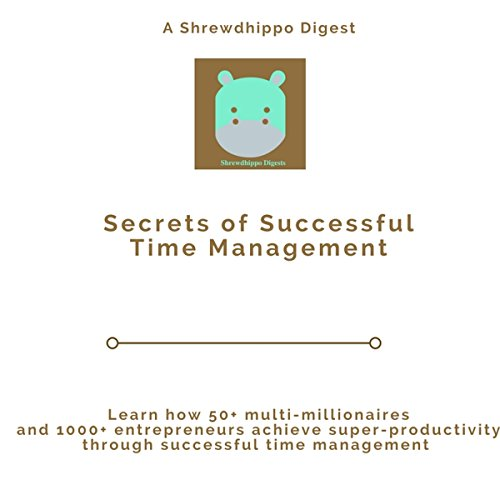 Secrets of Successful Time Management audiobook cover art