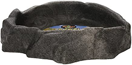Zoo Med Reptile Rock Water Dish, X-Large by Zoo Med Laboratories