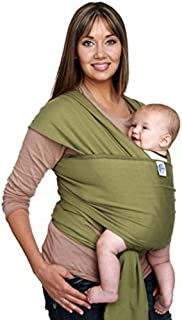 Moby Wrap Evolution Baby Carrier, Olive