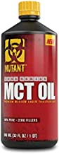Mutant MCT Oil - Perfect for Keto Diets with No Trans-Fat and is Specially Extracted from Coconut Oil to Provide 6X More MCTs Than Plain Coconut Oil, 946 milliliters (32 Ounces)