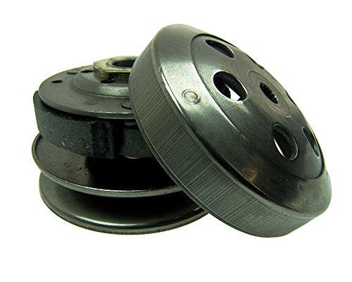 Wandler komplett 107mm für MBK Fizz 50cc, Flipper, Forte, Mach G, Nitro, Naked, Ovetto, Equalis