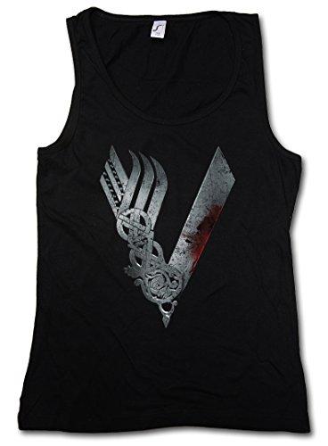 Camiseta Logo Vikings - TV Series