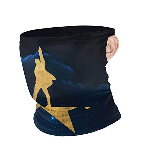 natraj album Chevy All American Muscle Hanging Ear - Polaina de cuello resistente al viento para la cara, pañuelo protector solar para cuello, polaina para deportes, camping, motociclismo, color negro
