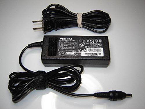 """Toshiba Replacement 19V 3.42A 65W AC Adapter for Satellite U305 Series: U305-SP5028, U305-SP5037, U305-S5077, U305-S5087, U305-S5097, U305-S5107, U305-S5117, U305-S5127, U305-S7432, U305-S7446, U305-S7448, U305-S7467, U305-S7477, U305-SP5017, 100% Compatible With P/N: PA3097U-1ACA, PA3396U-1ACA, PA3396E-1ACA, PA3467, PA3467U, PA3467U-1ACA.COME WITH MICROFIBER ADAPTER POUCH!! """"STONE POWER EXCLUSIVE"""""""