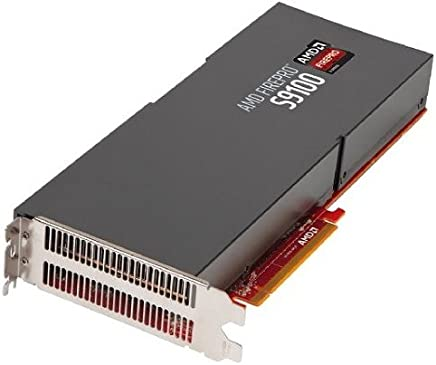 AMD FirePro S9100 12 GB GDDR5 - Tarjeta gráfica (FirePro S9100, 12 GB, GDDR5, 512 bit, PCI Express x16)