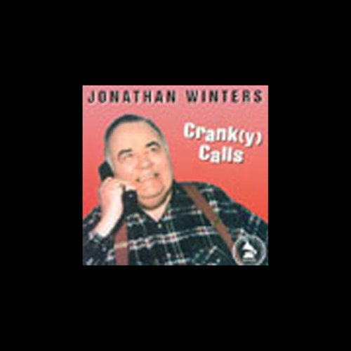 Crank(y) Calls audiobook cover art