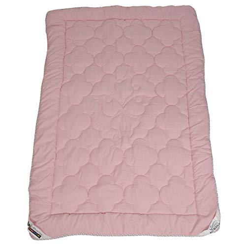 Stoffhanse Steppdecke 135 x 200 cm, rosa | Bettwaren | Bettdecke | nach Öko-Tex Standard