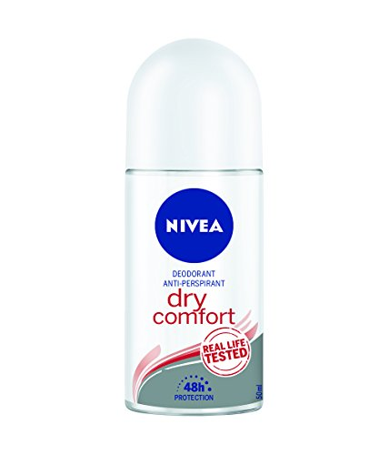 Nivea Deodorante Dry Comfort Roll-On - 50 ml