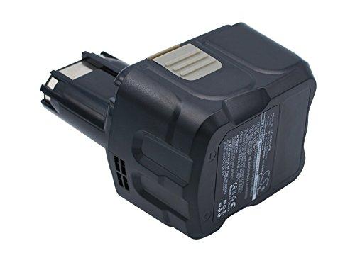 Ekkos Battery for Hitachi DS 14DVB2 DS 14DFLG DV 14DL EBL 1430 BCL 1430 BCL 1415 BCL1415 327728 327729 (Li-ion,1500mAh)
