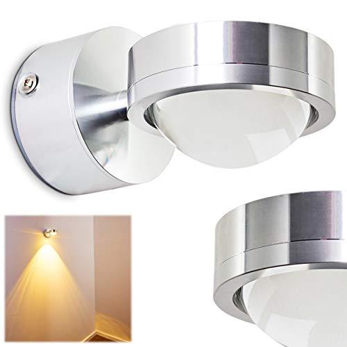 Applique LED'Harare' 3 Watt 300 Lumens 3000 Kelvin Bianco caldo [Classe d'efficienza Energetica A+]