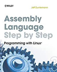 Assembly language step-by-step : programming with Linux