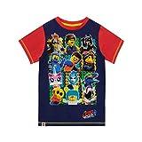 LEGO 映画 ボーイズ Tシャツ US サイズ: 12 カラー: ブルー