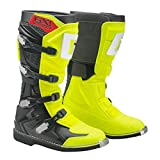 Gaerne GX-1 Goodyear - Botas de motocross (talla 42), color amarillo