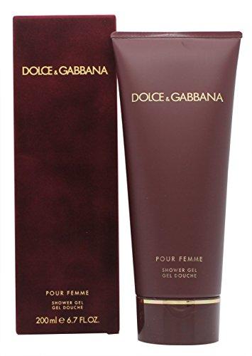 Dolce & Gabbana Pour femme/women, Shower Gel, 1er Pack (1 x 200 ml)