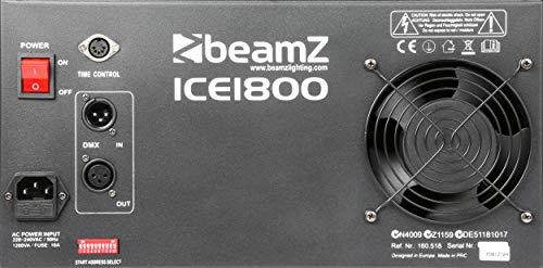 Beamz ICE1800 Eis-Nebelmaschine Erfahrungen & Preisvergleich