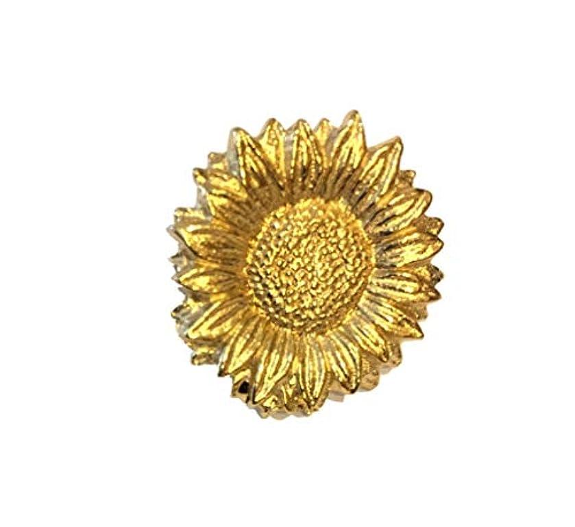 Van Gogh Sunflowers Gold Museum Pin Badge Tie Tack Pinback Pin Badge