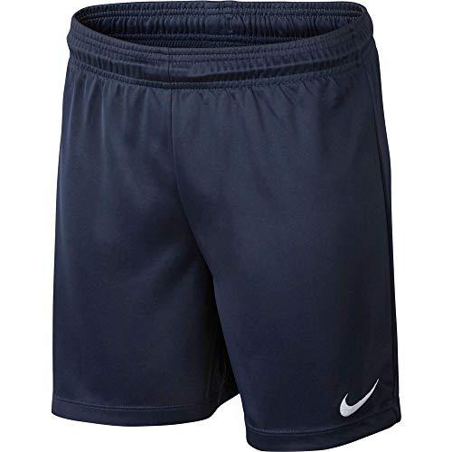 Nike Kinder Park II Knit Shorts ohne Innenslip, blau,L
