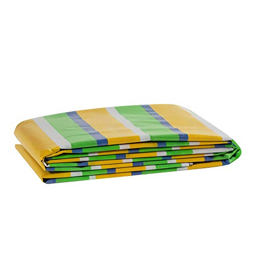 LWXTY Lona Impermeable PE Lona más Impermeable para Acampar al Aire Libre Adecuado para jardín, hogar de Madera, Utilizado para impermeabilización,4m*5m/13.1ft*16.4ft