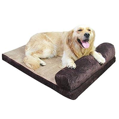 AcornPets B12 Memory Foam Pets Bed Sofa