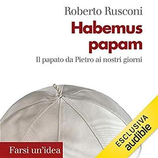 Habemus papam copertina