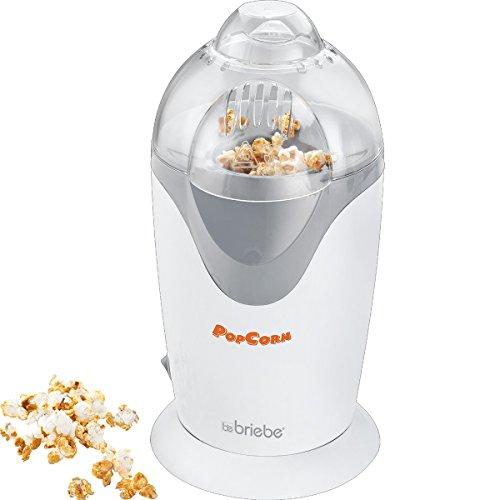 Briebe PopCorn - Palomitero para hacer palomitas de maiz en 2 minutos, 1200W