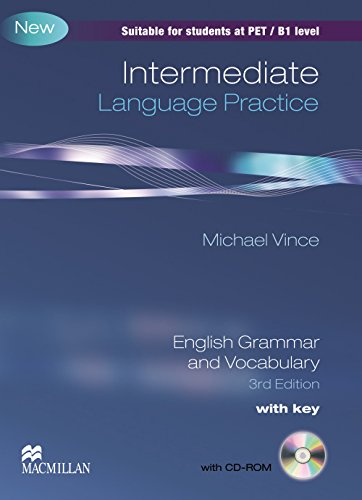 Intermediate Lang. Practice New Edition With CD-Rom (W/Key)