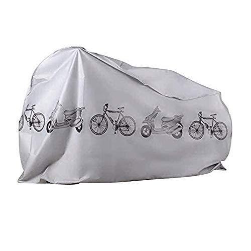 LYYJIAJU Cubierta de la Bici, Almacenamiento al Aire Libre Motocicleta de la...