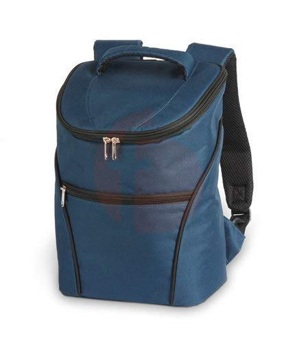 BERNAR koeltas, blauw, 10 l, 36 x 35 x 50 cm