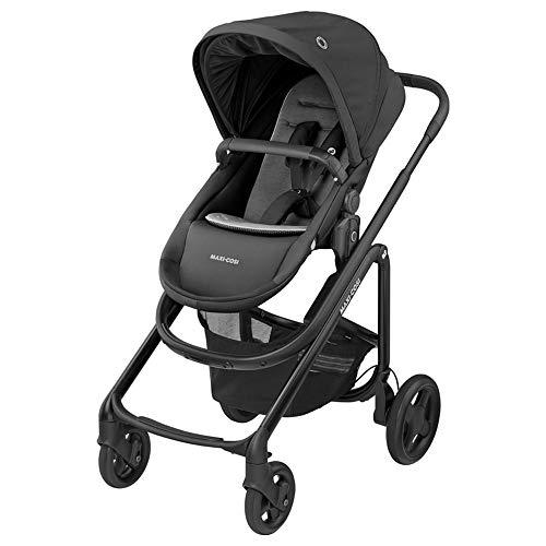 Maxi-Cosi Lila CP Passeggino Reversibile Fronte Strada/Fronte Mamma, Reclinabile e Richiudibile con Una...