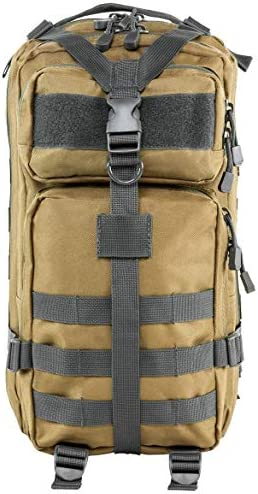 NcSTAR VISM Small Backpack with Urban Trim Tan Gray product image