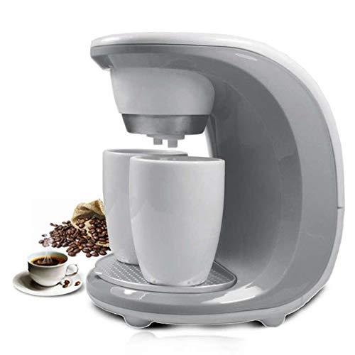 XIMULIZI 2 Tassen 0.3L Beste Kaffeemaschine Automatische Pumpendruck Kaffeemaschine Haushaltskaffeemaschine