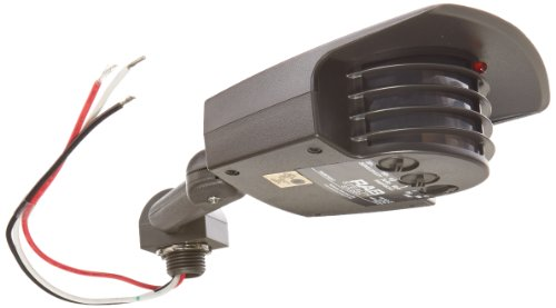 RAB Lighting STL200 Stealth Sensor, 200 Degrees View Detection, 1000W Power, 120V, Bronze Color