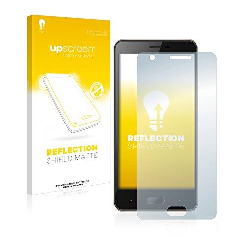upscreen Entspiegelungs-Schutzfolie kompatibel mit Doogee X20L – Anti-Reflex Bildschirmschutz-Folie Matt