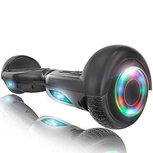 XPRIT Hoverboard w/Bluetooth Speaker,...