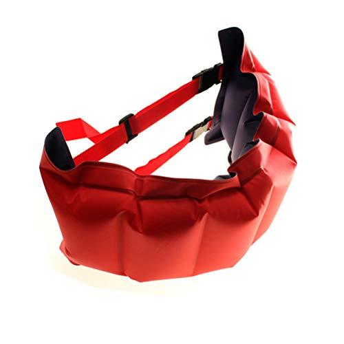 Wosiky Cintura da Nuoto, galleggianti gonfiabili Aiuti alla galleggiabilità Aiuti alla Formazione per Bambini, Adulti, Nuoto, Principianti