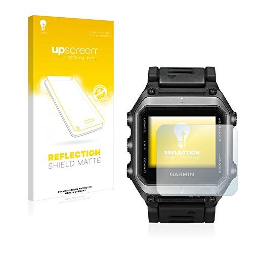 upscreen Protector Pantalla Mate Compatible con Garmin epix Película – Antireflejos, Anti-Huellas