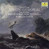 Grieg: Peer Gynt Suites 1 & 2, Sibelius: Karelia Suite, Swan of Tuonela (1989-04-04)