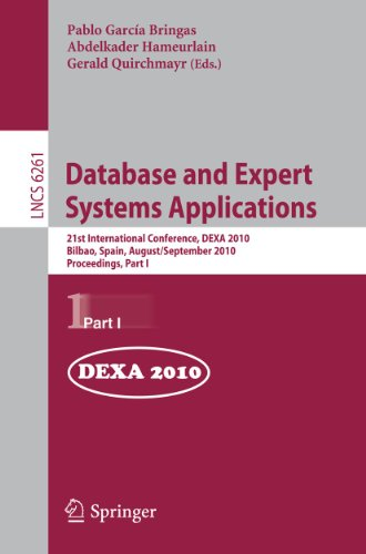 Database and Expert Systems Applications: 21st International