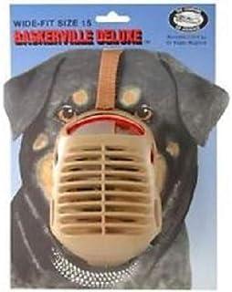 BASKERVILLE Muzzle, Size 15
