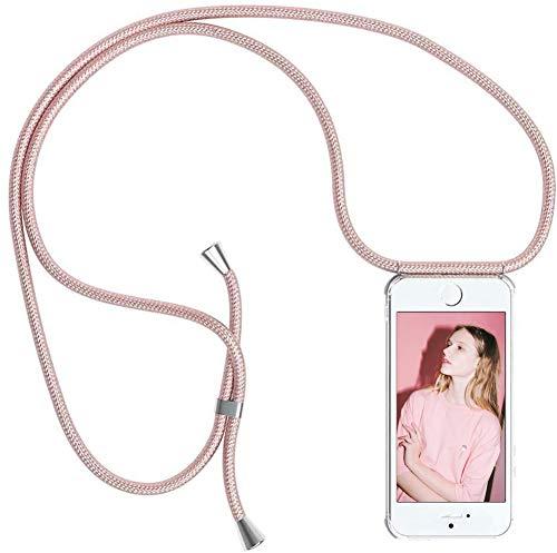 YuhooTech Funda con Cuerda para iPhone 6 / 6S, Moda y
