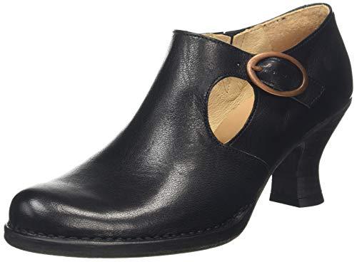 Neosens Damen Dakota Rococo Kurzschaft Stiefel, Schwarz (Black S648), 39 EU