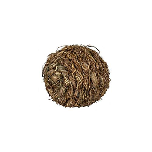 Trixie Gras Ball mit Glocke, 6cm - 2