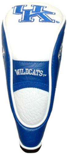 Team Golf NCAA Kentucky Wildcats Hybrid Golf Club Headcover, Hook-and-Loop Closure, Velour lined for Extra Club Protection