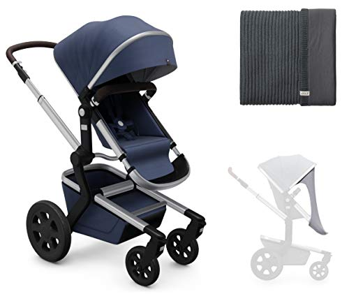 Purchase Joolz Day3 Baby Stroller with Essentials Blanket & Comfort Cover, Uptown Blue