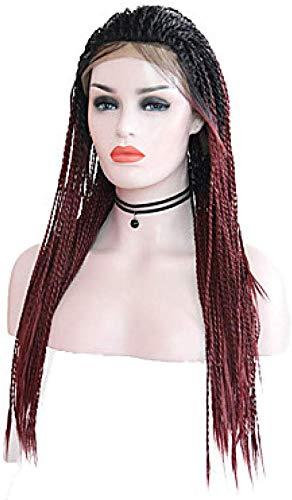 haz tu compra pelucas borgoña en línea