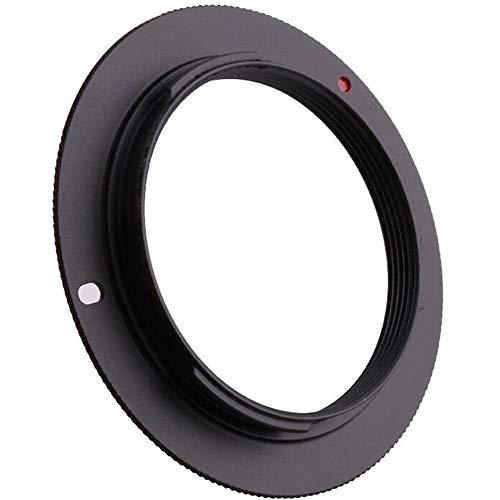 Williamly Anillo adaptador de lente, ultrafino de 1 mm para cámara, convertidor para Sony NEX M42-NEX