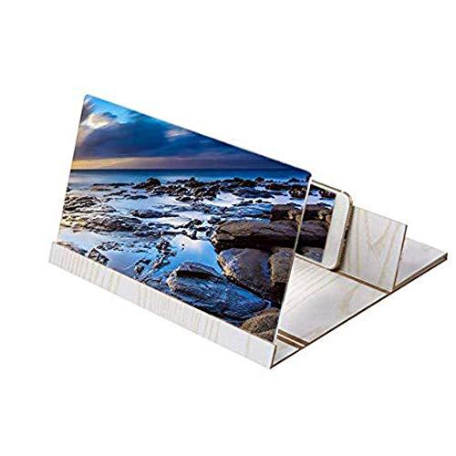 WOAIWOJIA 3D mobiele telefoon scherm vergrootglas, 12